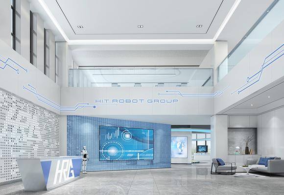 无锡科技园办公室装修项目
