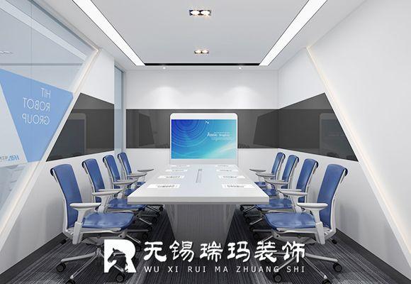 无锡科技办公室装修4