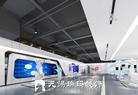 无锡隆腾机器人展厅
